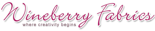 Wineberry Fabrics Logo